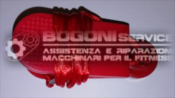 chiave rossa emergenza tapis roulant